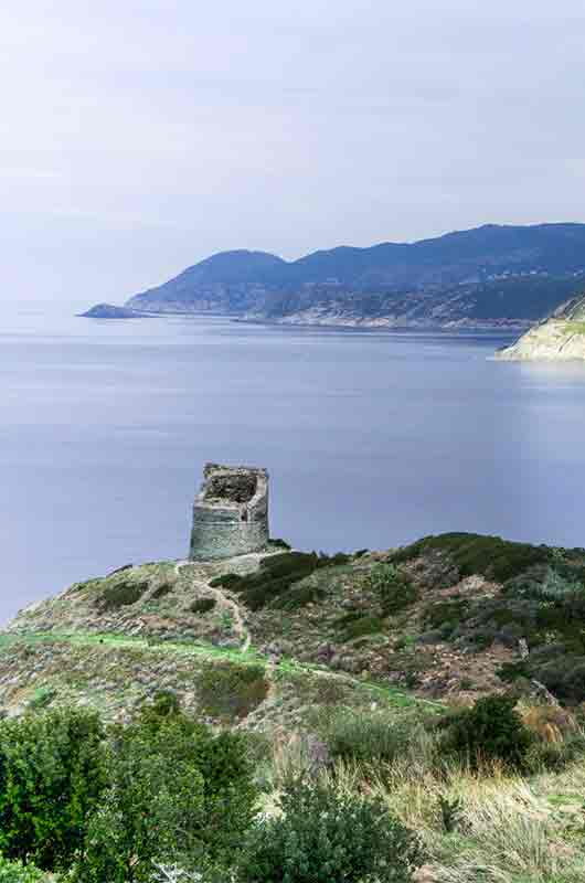 Heritage and monuments of Cap Corse (Corsica)