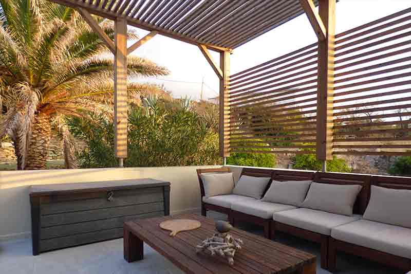 Very comfortable apartment, with beautiful and large terrace, quiet and not overlooked - sleeps 4 par Locations Cap Corse