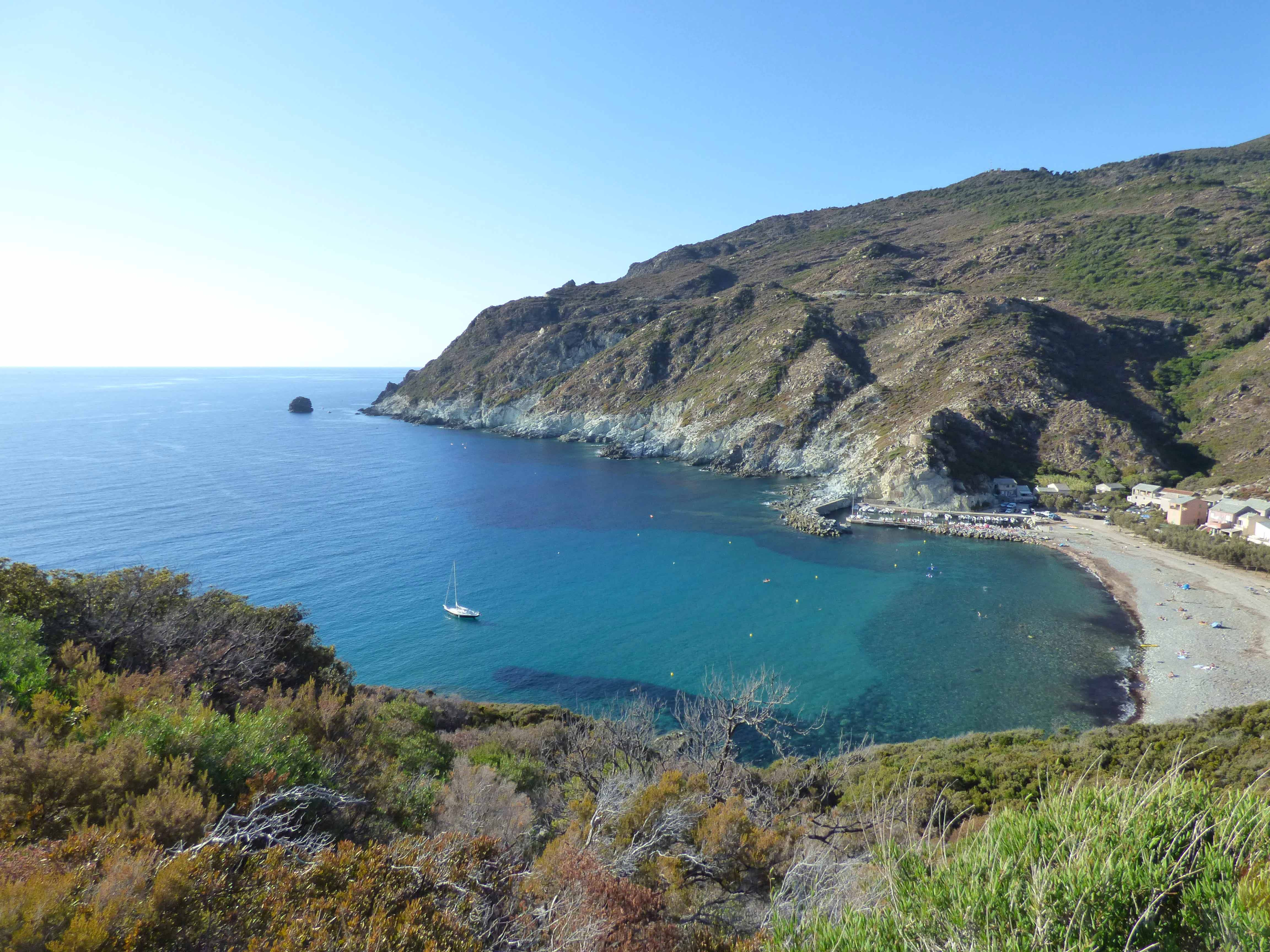 Locations Cap Corse - Giottani Cap Corse - Plage la plus proche de la location