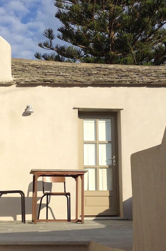 A Morsiglia, nel cuore del paese, casa finemente ristrutturata, confortevole, spaziosa e climatizzata, con terrazzo. par Locations Cap Corse