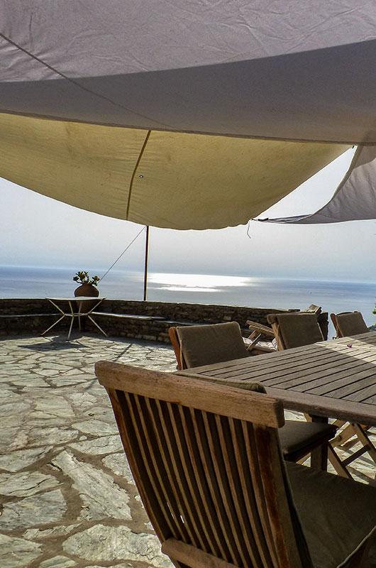 Maison de famille exceptionnelle avec vue panoramique sur la mer dans le Cap Corse