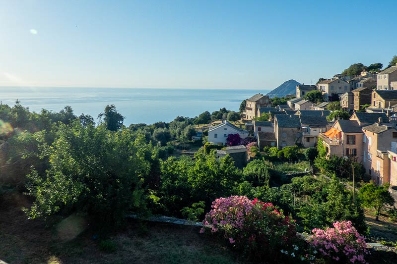 Beautiful family house with large garden and sea views par Locations Cap Corse