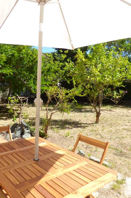 Very nice house with garden for 6 people 450 meters from the beach of Macinaggio par Locations Cap Corse