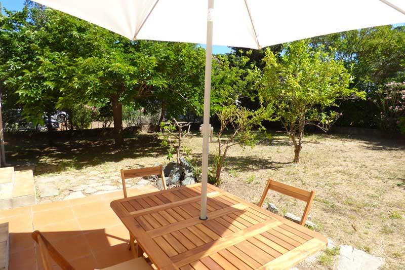 Maison très agréable avec jardin pour 6 personnes à 450 mètres de la plage de Macinaggio