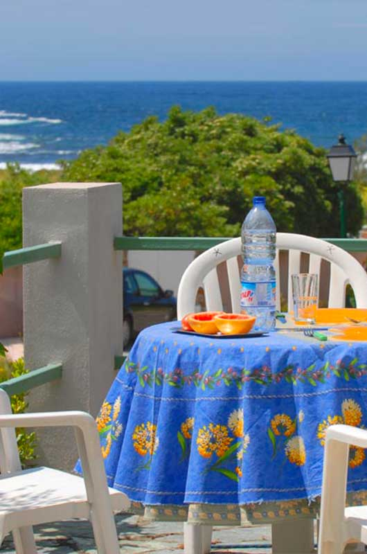 In Giottani, holiday house 300 m from the beach, with sea view, terrace and garden par Locations Cap Corse