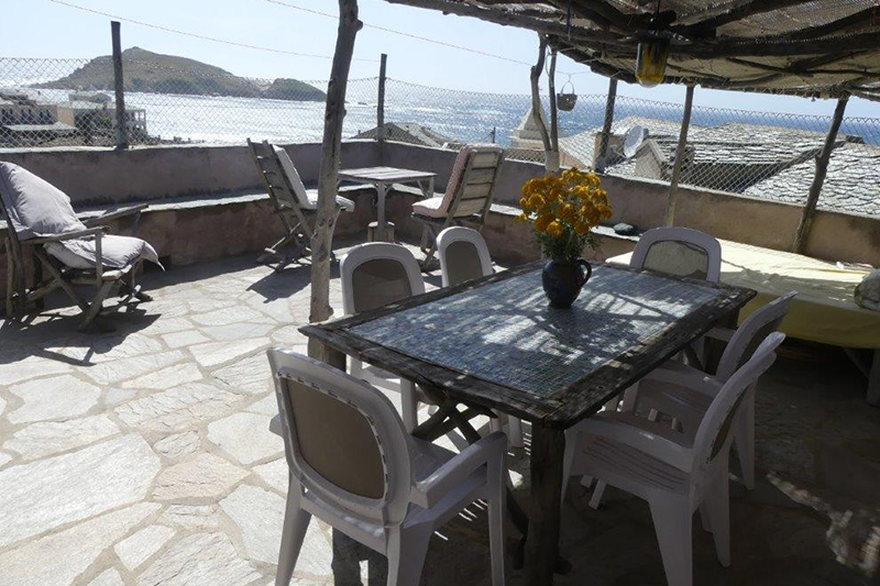 Magnificent house of character with superb sea view par Locations Cap Corse