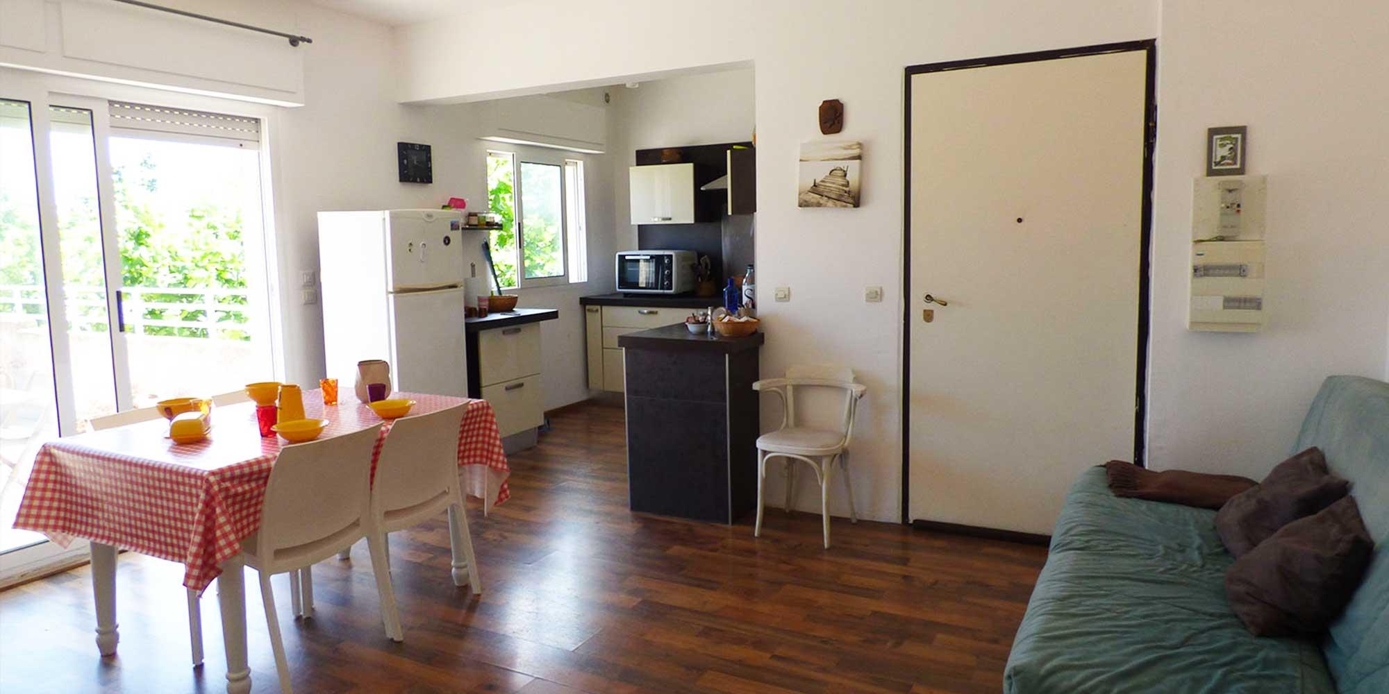 Ferienwohnungen und Ferienhäuser in Santa Severa (Luri) Nordkorsika ...
